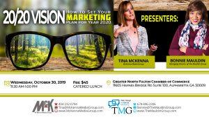20/20 Vision Marketing Seminar