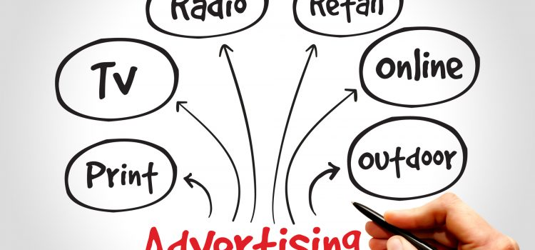 What are the benefits of TV, radio and billboards to advertise my business?